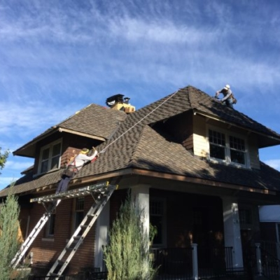 roof maintenance Utah