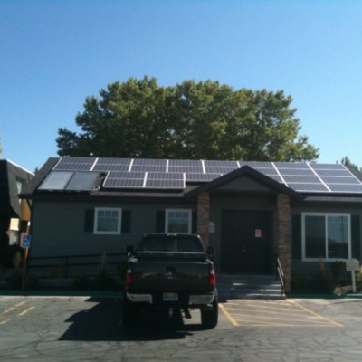 commercial solar roof Utah