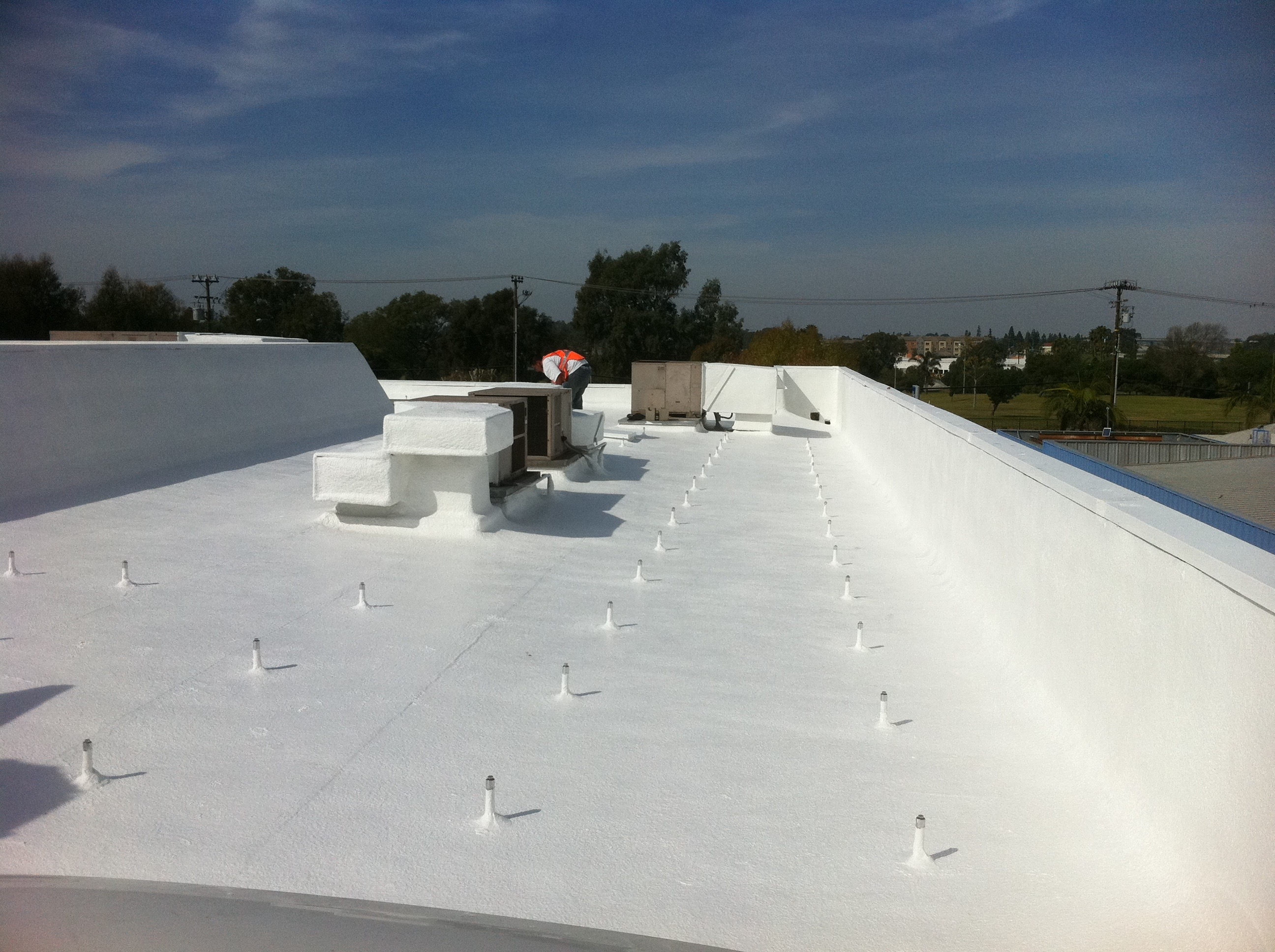 commercial roofing contractor