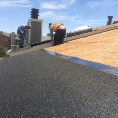 Utah commercial roofing contractor