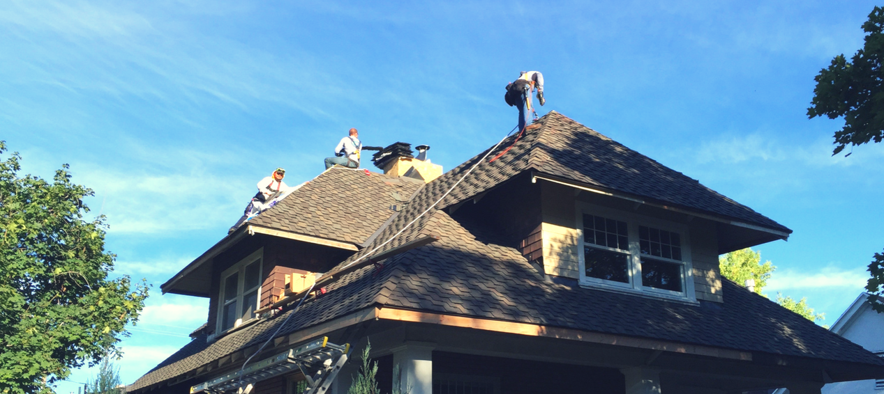 roofing contractor in Utah